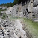 wetland Norway quarry habitat
